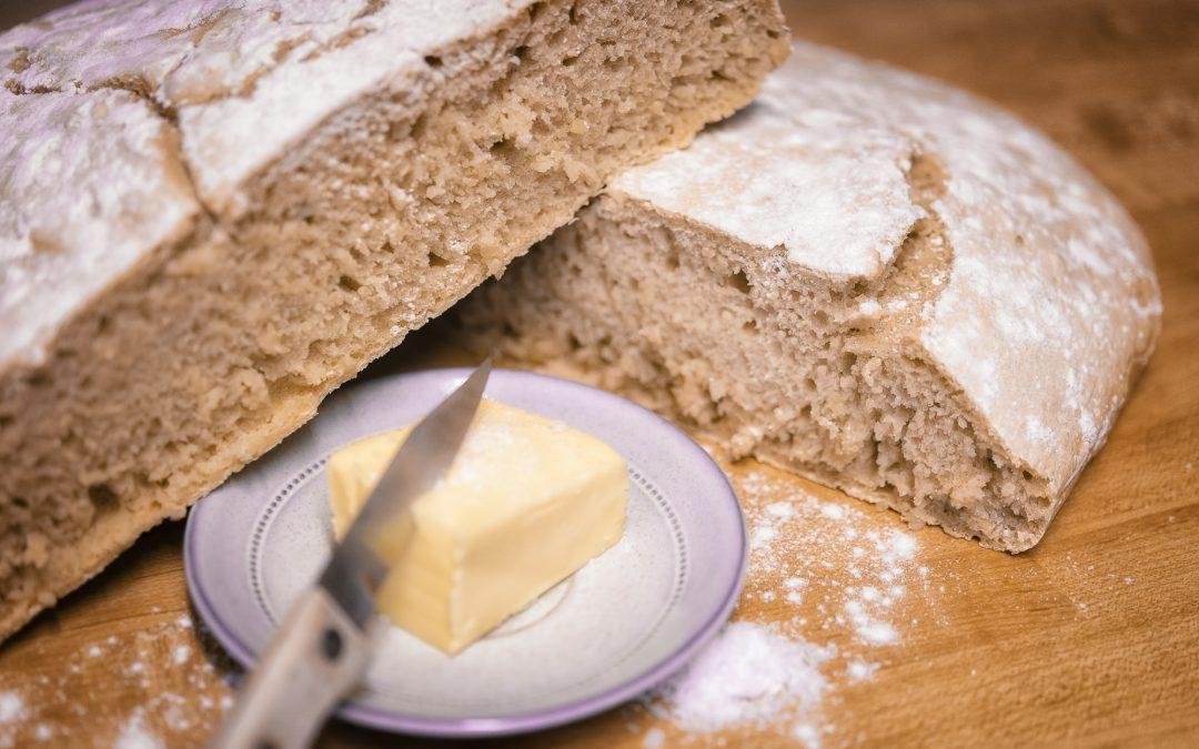 Ett enkelt gott bröd
